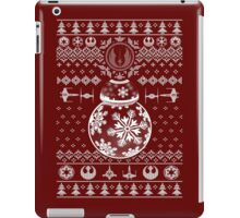 Ugly Christmas Gifts iPad Case/Skin