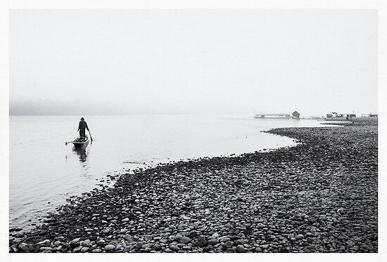 Life at Mekong River by naphotos