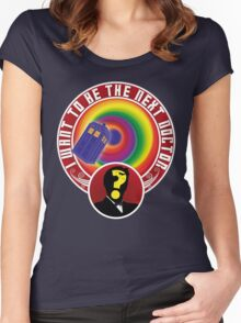 The Next Doctor Women's Fitted Scoop T-Shirt