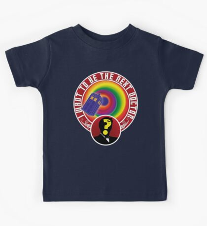 The Next Doctor Kids Tee