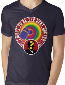 The Next Doctor Mens V-Neck T-Shirt