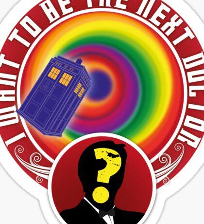 The Next Doctor Sticker