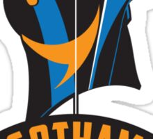 Gotham Emperors Ice Hockey Sticker