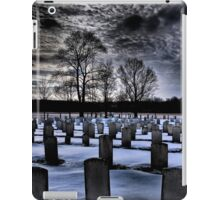 What Lies Beneath iPad Case/Skin