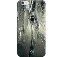 Contrast on Ice - III iPhone Case/Skin