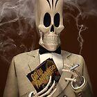 Manny Calavera -  Grim Fandango by chayground