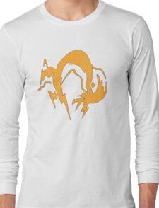 Metal Gear Solid - Fox Long Sleeve T-Shirt