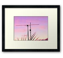 Antenna Framed Print