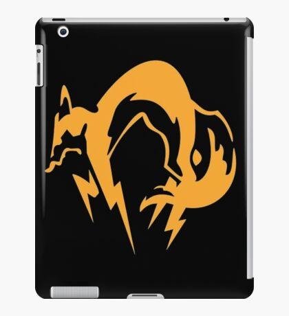 Metal Gear Solid - Fox iPad Case/Skin