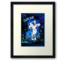 DJ PON3 Framed Print