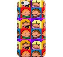 Cooper Kids Character Portrait iPhone Case/Skin