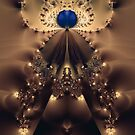 Her Majesty Fractal by Sharon Woerner