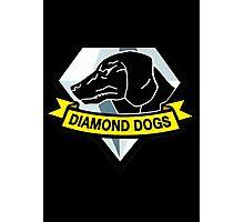 Metal Gear Solid - Diamond Dogs Photographic Print