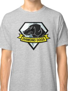 Metal Gear Solid - Diamond Dogs Classic T-Shirt