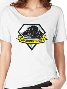 Metal Gear Solid - Diamond Dogs Women's Relaxed Fit T-Shirt