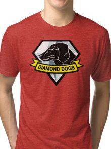 Metal Gear Solid - Diamond Dogs Tri-blend T-Shirt