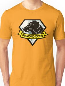 Metal Gear Solid - Diamond Dogs Unisex T-Shirt