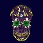 Sugar Skull by Sam Evans