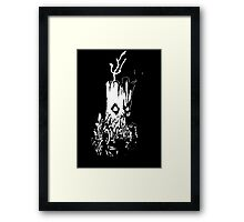 Dark Ent Framed Print