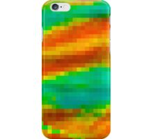 8bit texture iPhone Case/Skin