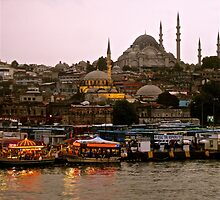 By the Bosphorus by antoineguil