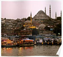 By the Bosphorus Poster