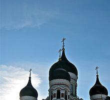 Orthodox Sky by antoineguil