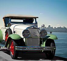 1929 Cadillac 341B by DaveKoontz