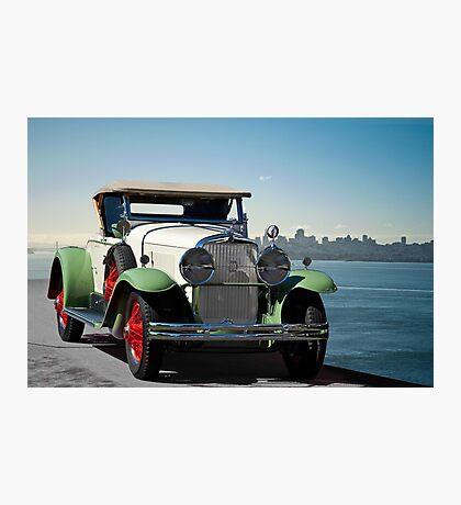 1929 Cadillac 341B Photographic Print