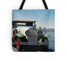 1929 Cadillac 341B Tote Bag