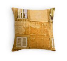 Vintage Roma Throw Pillow