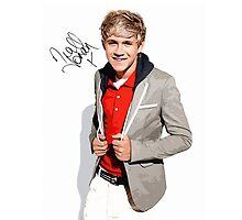 Niall Horan Art Signed by kmercury