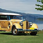 1934 Packard Touring Super Eight by DaveKoontz