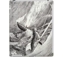 Battle on Waves iPad Case/Skin