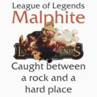 League of Legends (Malphite) by falcon333