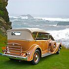 1934 Packard Touring Super Eight by DaveKoontz