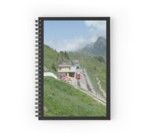Schynige Platte Switzerland (Sold in Aid of medway Queen restoration) Spiral Notebook