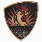 Cockspur CC Silver Cocks (Vintage) by Porklark