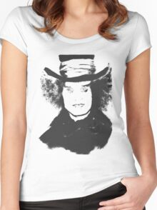 Retro Madness Women's Fitted Scoop T-Shirt