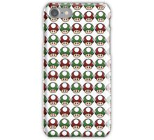 Mario Mushroom Phone Case iPhone Case/Skin