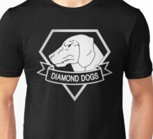 Metal Gear Solid - Diamond Dogs - White Unisex T-Shirt