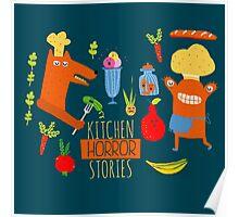Kitchen Horror Stories Poster