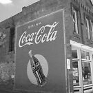 Route 66 - Coca Cola Mural by Frank Romeo