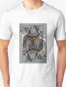Las Vegas - The Queen Of Hearts T-Shirt