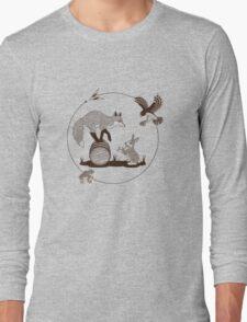 Do a Barrel Roll Long Sleeve T-Shirt