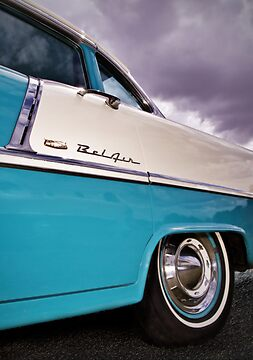 Chevy Bel Air by Ra12