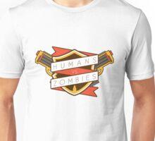 Humans Vs Zombies Unisex T-Shirt