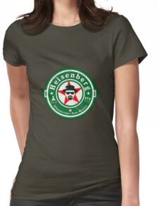 Heisenberg Breaking Bad Womens Fitted T-Shirt