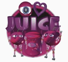 I Love Juice w/ cherry from Valxart.com Kids Tee
