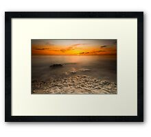 Old Hunstanton Framed Print